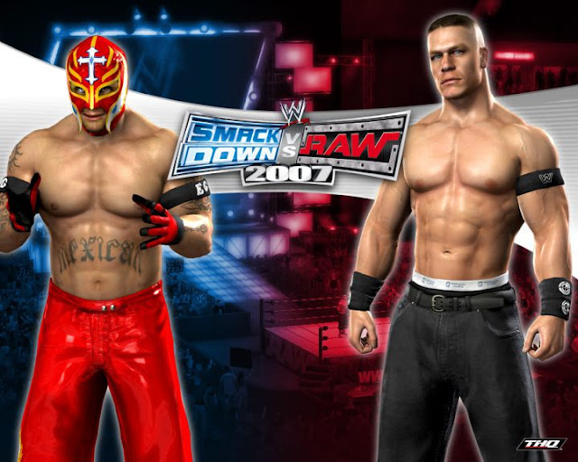 WWE Smackdown Vs RAw 2007 Download For Free