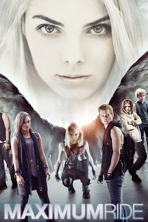 Maximum Ride: Projeto Angel – Legendado (2016)