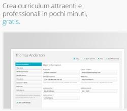 creare il CV con Google Docs