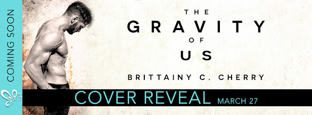 Special #01 Cover Reveal: The Gravity of Us di Brittainy C. Cherry
