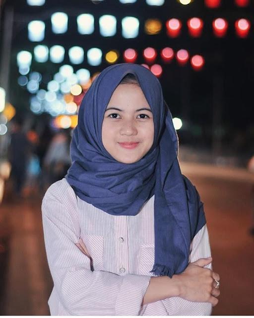 Siska Olivia Hijaber Dari Bandung