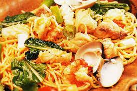 Resep Cara Membuat Mie Goreng Seafood Pedas dan Enak