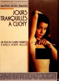 Poster Of (18+) Quiet Days In Clichy 1990 UnRated 720p Hindi BRRip Dual Audio Full Movie Download