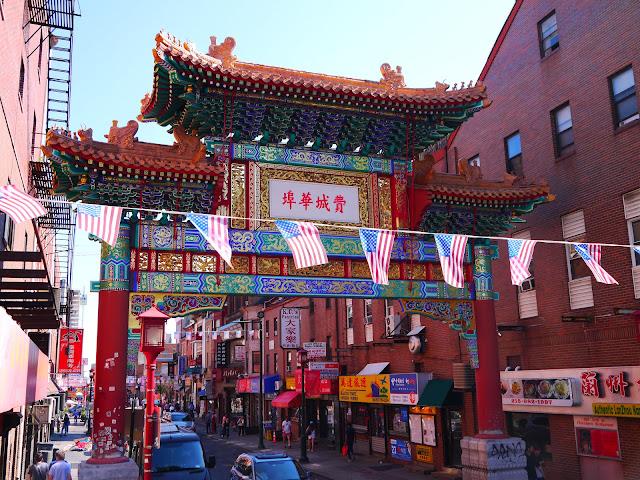Philadelphia, PA Chinatown