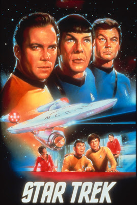 star trek serial 1966 recenzja william shatner leonard nimoy