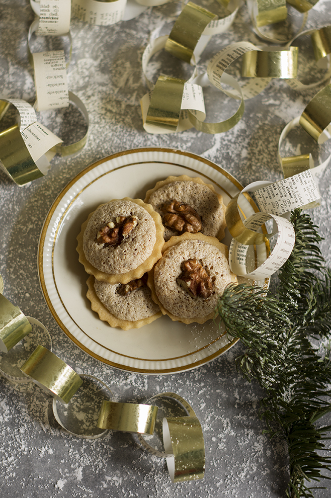 Ciasteczka cieszyńskie - linckie orzechy