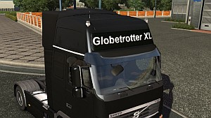 New Globetrotter lightbox for Volvo 2009