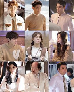 MBC新水木劇《Missing 9》角色人物
