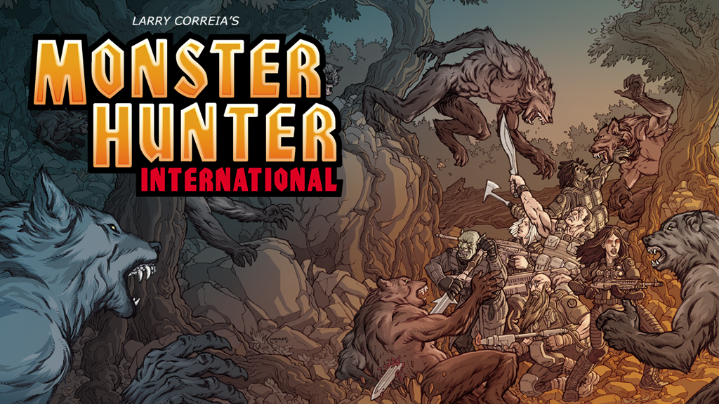The Theoretical Gm Monster Hunter International Gets Savage