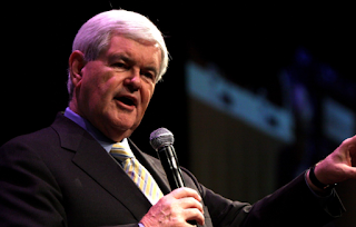 New Gingrich Is Now Promoting Julian Assange, Whom He Once Called a 'Terrorist'