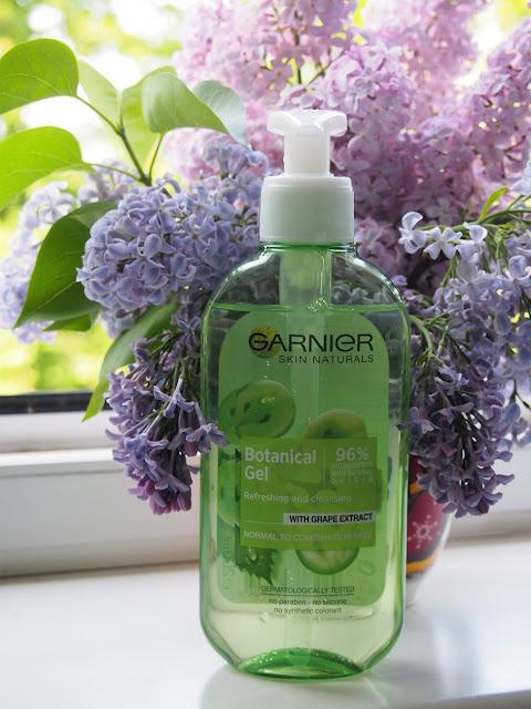 čistiaci pleťový gél Garnier Botanical