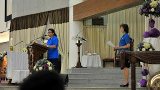 Misa Arwah - 2 November 2012 @ Gereja MKK