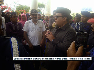 Tidak Tepati Janji, Bupati Aceh Barat Daya Dituding Bohongi Publik