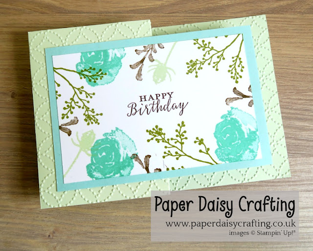 First Frost by Stampin Up