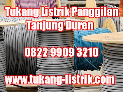 Jasa Tukang Listrik Panggilan 24 Jam Tanjung Duren 082299093210