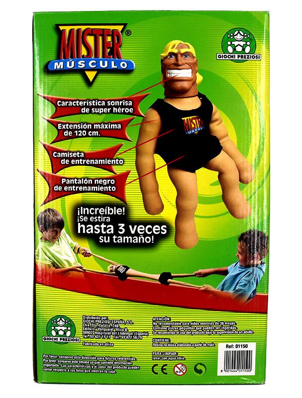 Mister Músculo Giochi Preziosi 90s