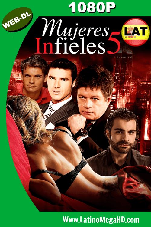 Mujeres Infieles 5 (2018) Latino HD WEBRIP 1080P ()