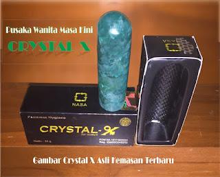 Gambar Crystal X Terbaru