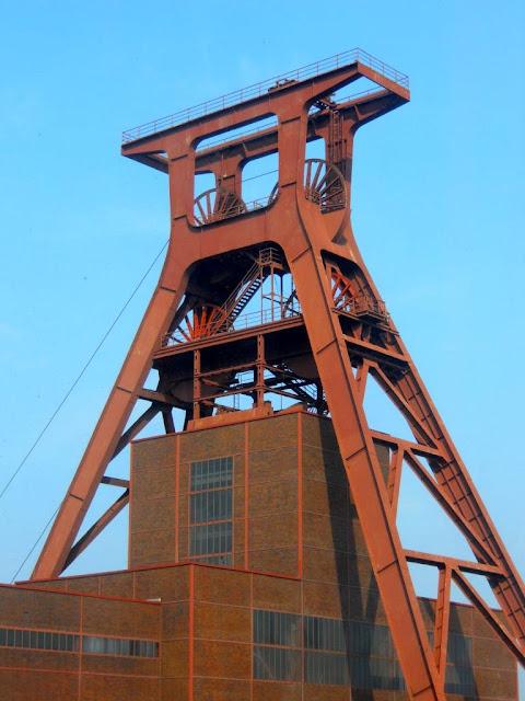 Musea Ruhrgebied, kunst ruhrgebied, steenkoolmijnen ruhrgebied