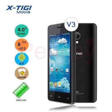 X-tigi V3+ Specifications, Features and Price