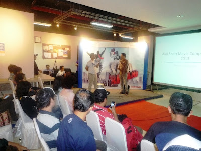movie competition with axa insurance