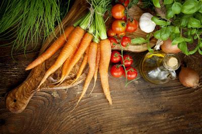 Biodiversidad alimentos orgánicos