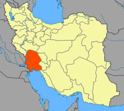 Khuzestan - Pueblos Dravídicos y mito de Lemuria
