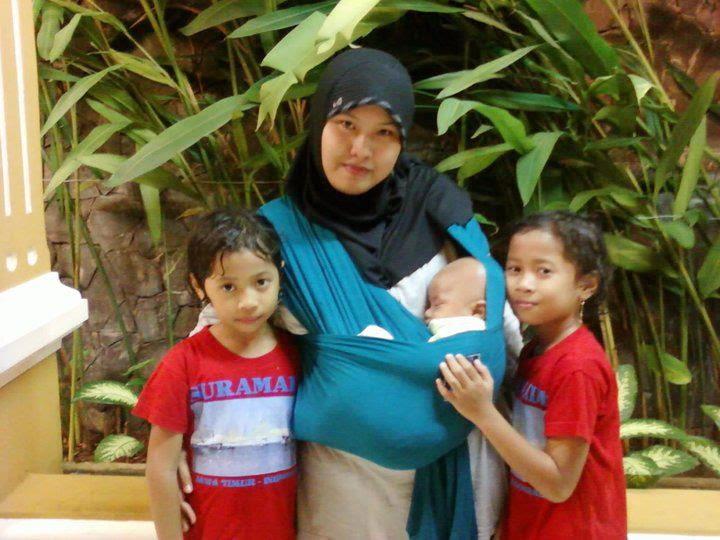 Toko Perlengkapan Bayi Di Bandung Gendongan Bayi Baby Wrap