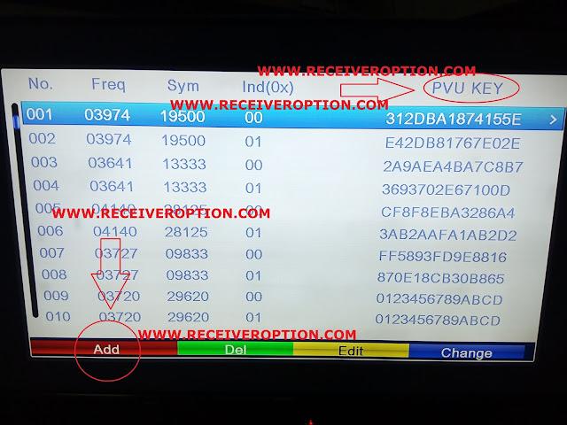 STAR SAT SR-2070HD HYPER HD RECEIVER POWERVU KEY OPTION