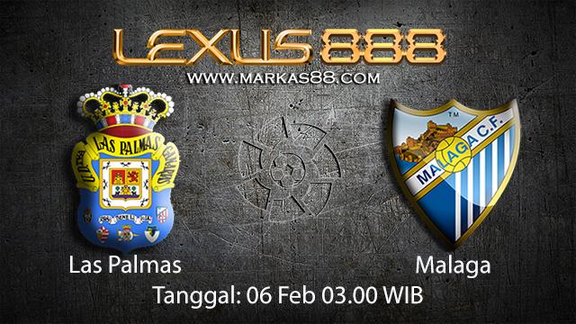 PREDIKSIBOLA - PREDIKSI TARUHAN LAS PALMAS VS MALAGA 5 FEBRUARY 2018 (SPAIN LA LIGA)