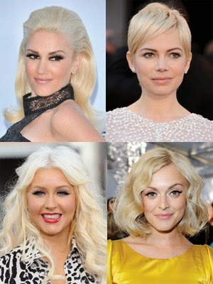 medium platinum blonde hair color