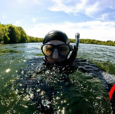 Jak i dlaczego trenuje freediving?