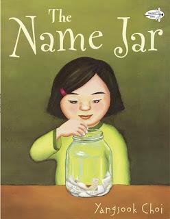 The Name Jar on Amazon