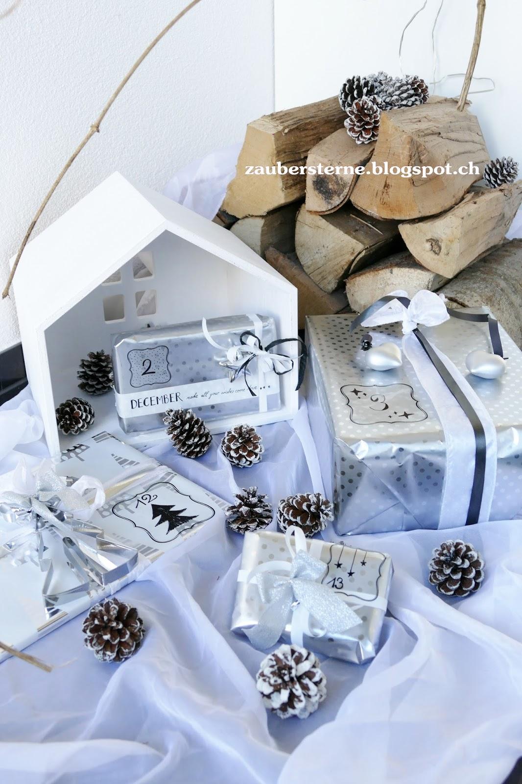 blog schweiz adventskalender zauberhaft verpackt. Black Bedroom Furniture Sets. Home Design Ideas