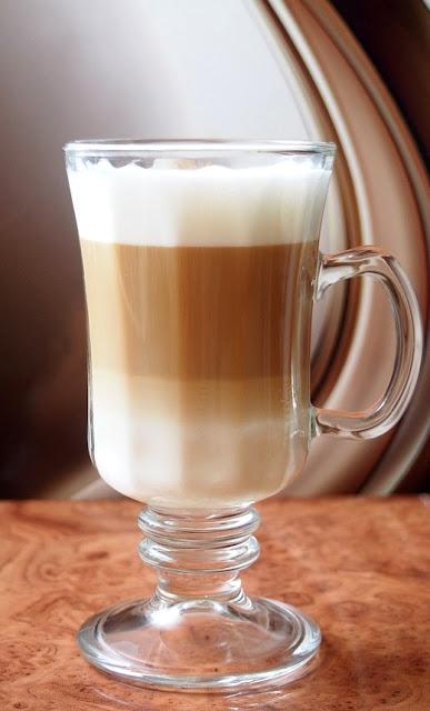 Kawa Latte Domowej Roboty