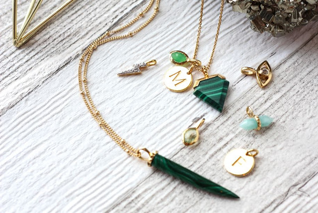 Missoma Meaningful Gemstone Collection - Malachite