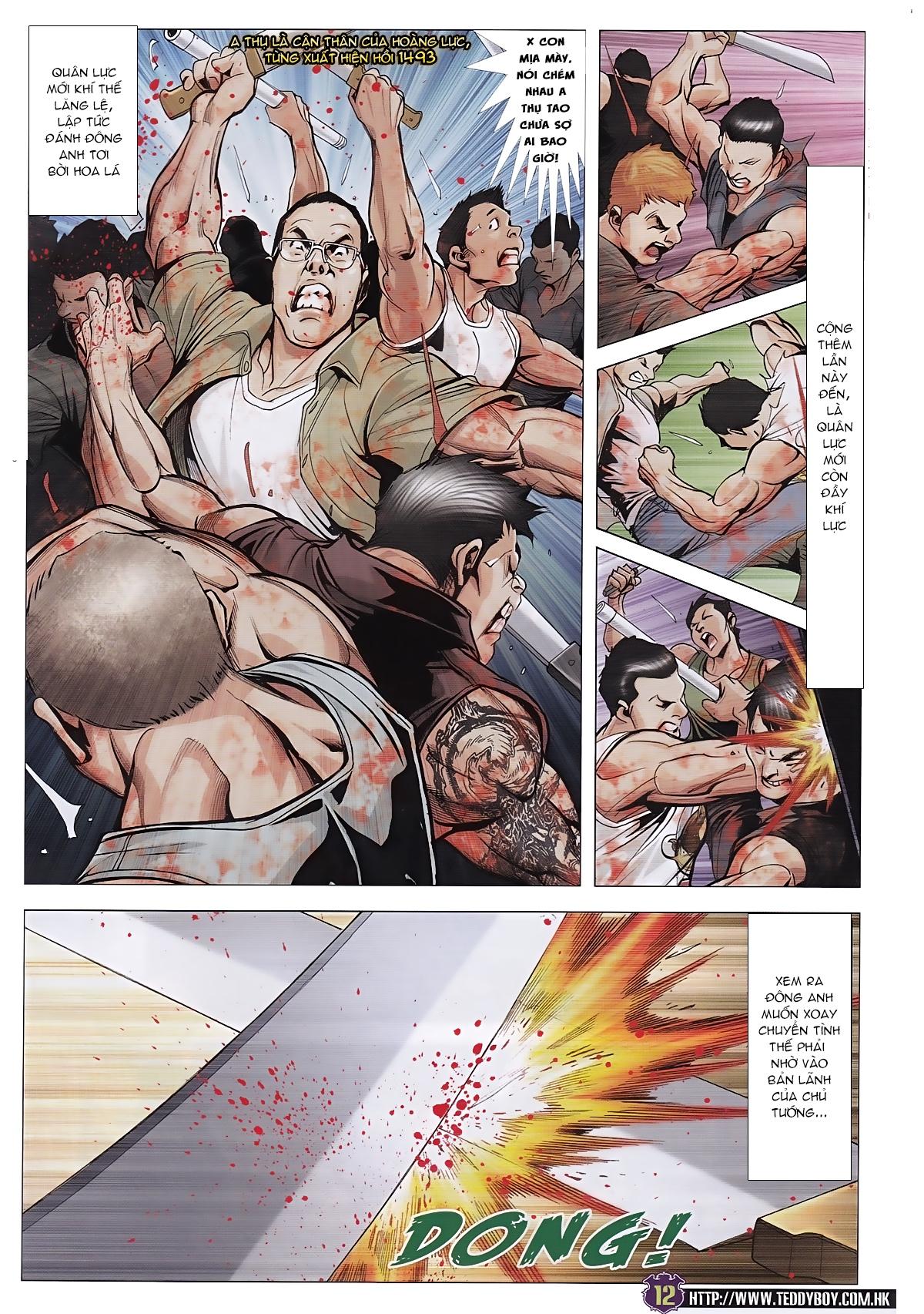 Người Trong Giang Hồ chapter 1960: long ảnh tung hoành trang 10