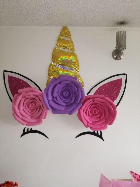 Aprende Como Hacer Rosetones Y Rosas De Papel Para Decorar Una - Cmo-hacer-rosas-de-papel