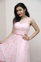 Sakshi Kakkar in beautiful light pink gown at Idem Deyyam music launch ~ Celebrities Exclusive Galleries 013.JPG