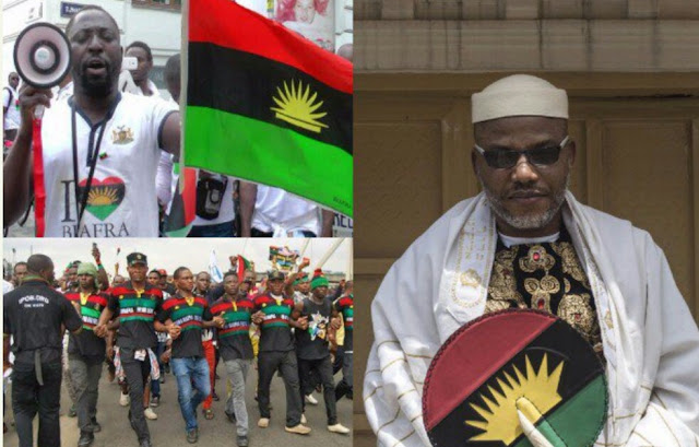 """Group To Honour Nnamdi Kanu • Says """"He Has Restructured Nigeria"""""""