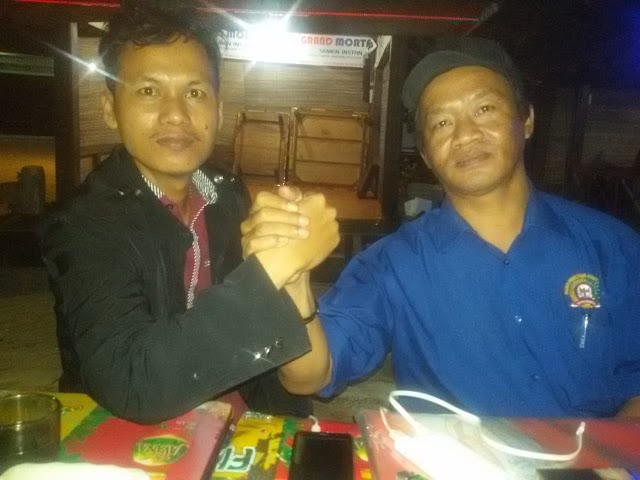 Pimred Postnewstime Hadiri Rakor Lembaga Aliansi Indonesia Kabupaten Tangerang