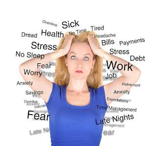 stress là một trong những nguyên nhân gây ra bệnh phụ khoa