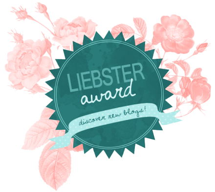 Liebster Award 2015!