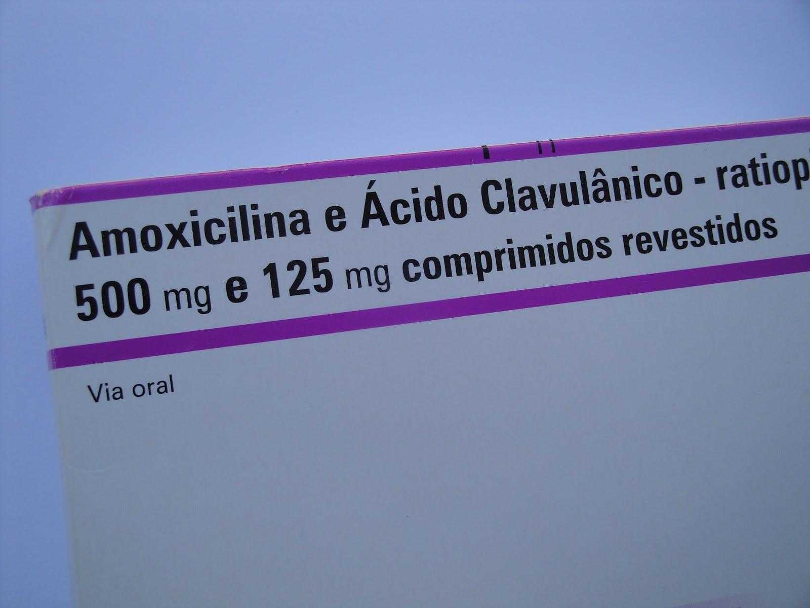Amoxicilina é um antibiotico forte : Cytotec embarazo de 5