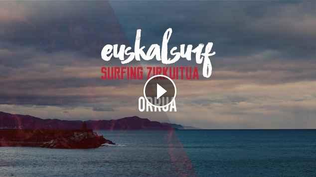 Euskal Surf Zirkuitua - ORRUA - 2018