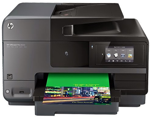 HP Officejet Pro 8600 Plus e-All-in-One Printer Drivers Download