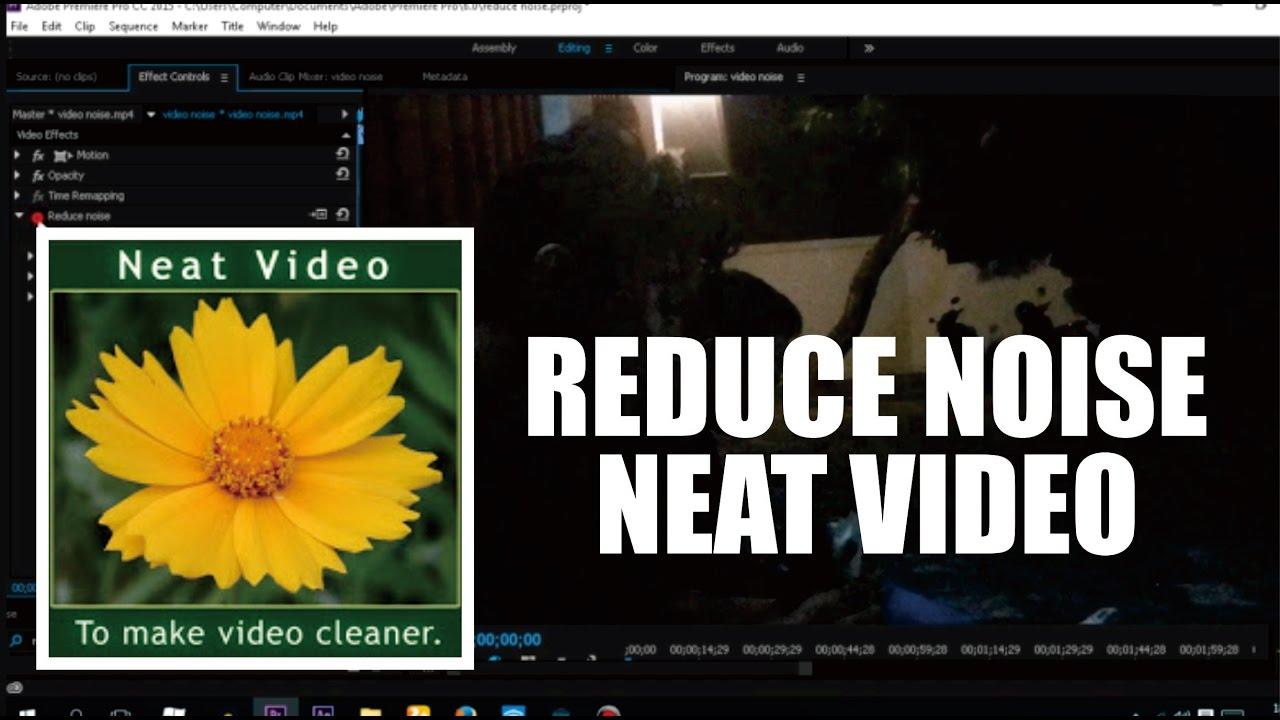 neat video 4.1 crack mac