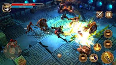 Cheat + Hack Gems  Download Taichi Panda: Heroes Apk v2.2 Mod (High Skill+PvP+Full Damage)