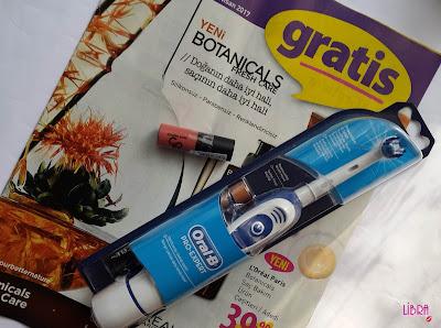 Oral-B diş fırçası, pilli diş fırçası, oral b diş fırçası, pro expert diş fırçası,
