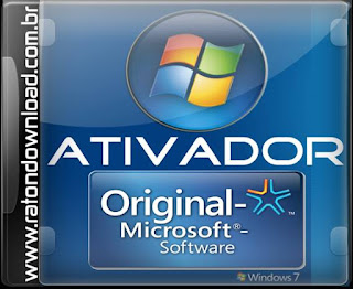 ATIVADORES DO WINDOWS- XP ,7 ,8,10